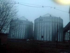"""Строительство зерносберегающего комплекса ООО «Торгово-промышленная компания"""" Виком """""""