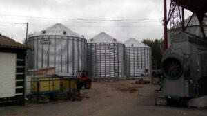 Расширение зерносберегающего комплекса СООО «Проминь»