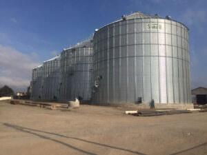 Расширение зерносберегающего комплекса ФХ «Анона»