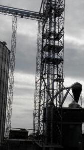 Расширение элеваторного комплекса ООО «Фастовское ХПП»