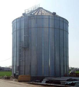 Розширення зернозберігаючого комплексу ТДВ «Терезине»