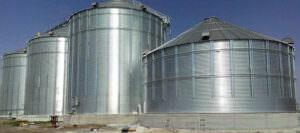 Розширення зернозберігаючого комплексу ТОВ з ІІ «РОПА Україна»