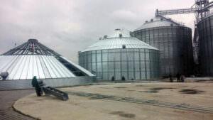 Розширення зернозберігаючого комплексу ТОВ «АПК Буковина»