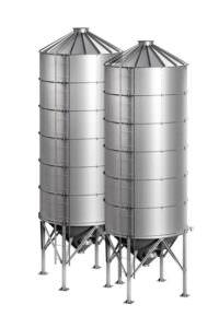 Категория Бункеры для охлаждения зерна РУ