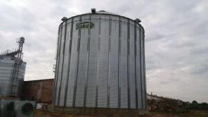 ООО «Деметра» приобрела емкости для хранения зерновых культур Sukup