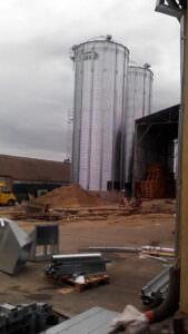 Расширение зерносберегающего комплекса ООО «Фруктовый мир»