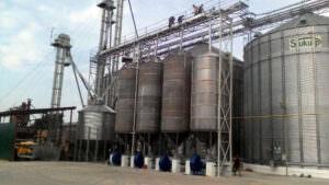 Доукомплектование зерносберегающего комплекса ДП «Витал-Агро»