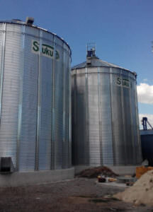 Расширение зерносберегающих комплексов ООО БСМ «Евростандарт»